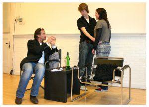 workshop van acteur